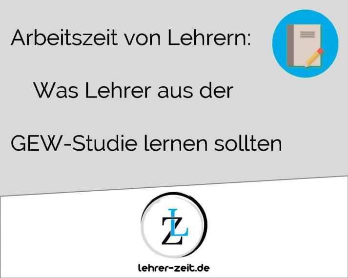 Arbeitszeit von Lehrern - lehrer-zeit.de: Selbstmanagement und Zeitmanagement für Lehrer, gegen Stress und Burnout