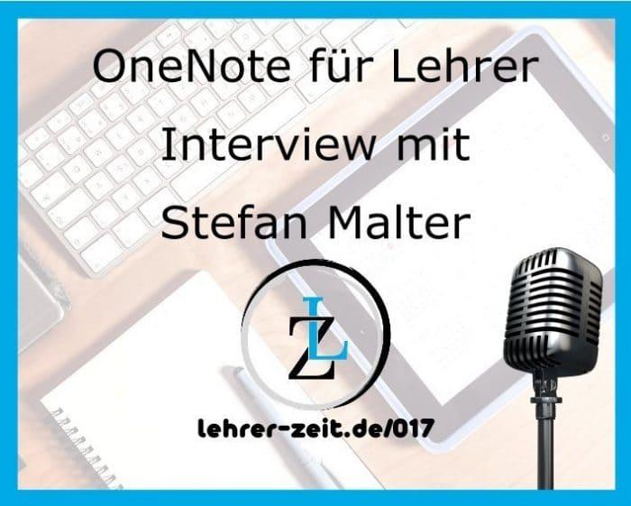 049 - OneNote für Lehrer - lehrer-zeit.de: Zeitmanagement für Lehrer, gegen Stress und Burnout