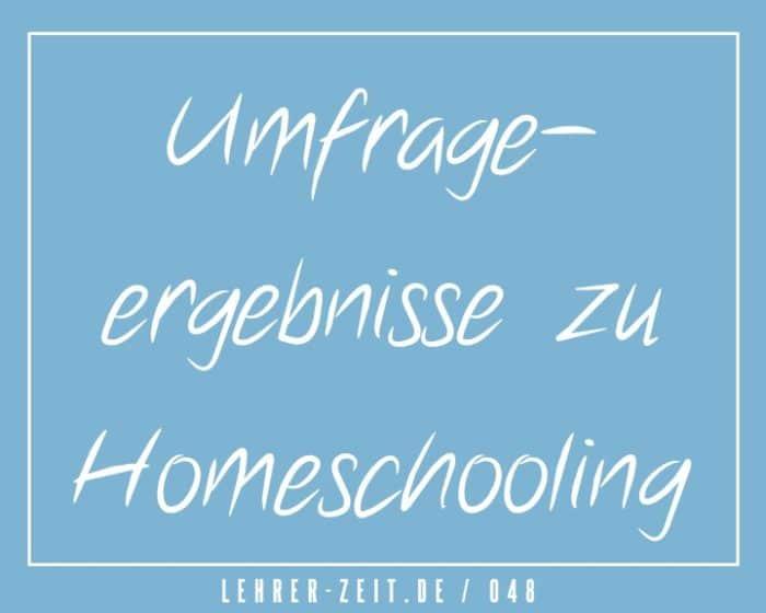 048 - Blog - Umfrageergebnisse Homeschooling Corona
